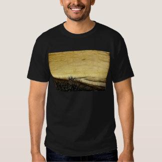 Champ de cri perçant t-shirt