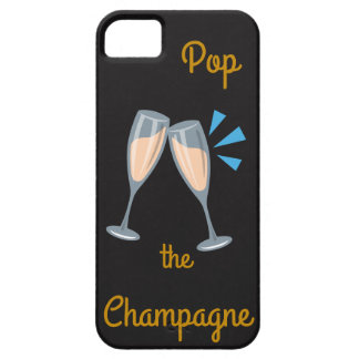 Champagne Emoji Cellphone Case