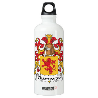 Champagne Family Crest