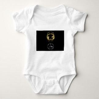 champagne glass baby bodysuit