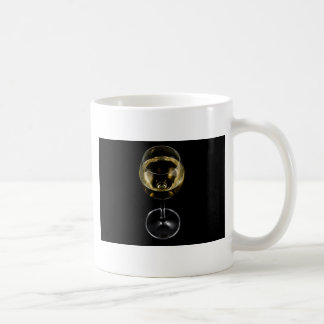 champagne glass coffee mug