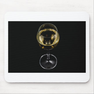 champagne glass mouse pad