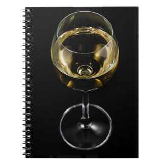 champagne glass notebooks