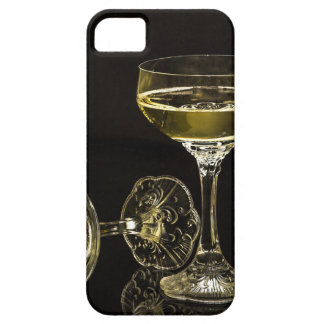 champagne glasses case for the iPhone 5