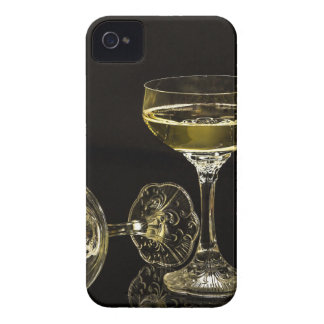 champagne glasses iPhone 4 Case-Mate cases