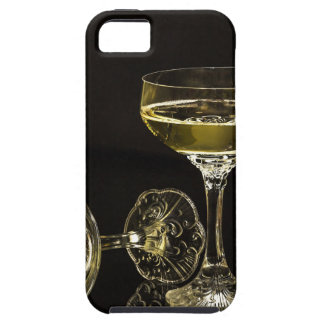 champagne glasses iPhone 5 cases