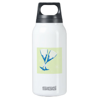 Champagne Glasses SIGG Thermo 0.3L Insulated Bottle
