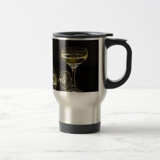 champagne glasses travel mug