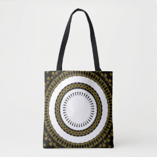 Champagne Gold Tote Bag