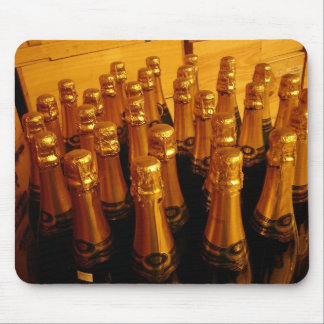 Champagne Mouse Pad