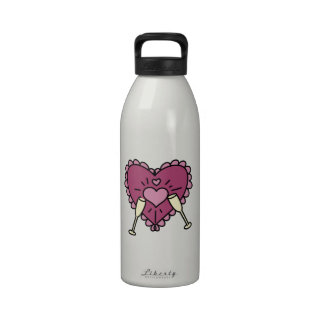 Champagne Toast Reusable Water Bottle
