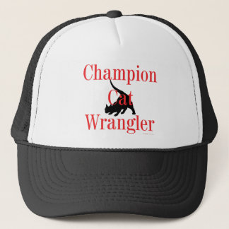 """Champion Cat Wrangler"" Hat"