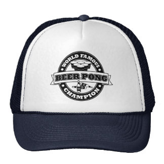 Champion de puanteur de bière casquette
