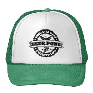Champion de puanteur de bière casquette de camionneur