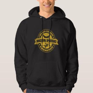 Champion de puanteur de bière sweatshirt à capuche