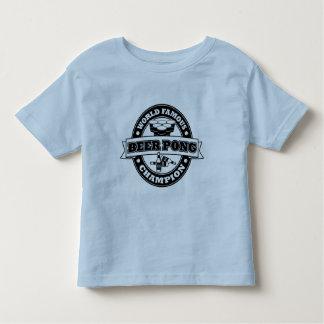 Champion de puanteur de bière tee-shirt