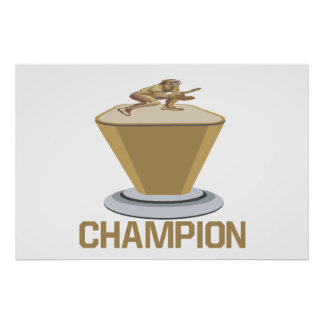 Champion Posters