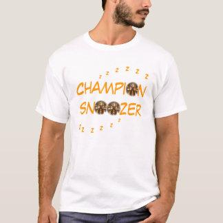 """Champion Snoozer"" Tee Tshirt"