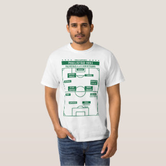 CHAMPION TEAMS - Paulistão 1993 (white) T-Shirt