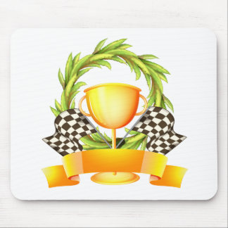 Champion Trophy Mouse Pads