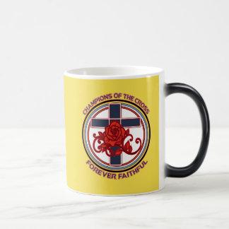 Champions Of The Cross Morphing Mug