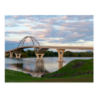 Champlain Bridge Postcard