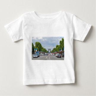 Champs-Élysées, Paris Baby T-Shirt