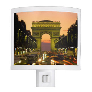 Champs Elysees Paris Night Lite