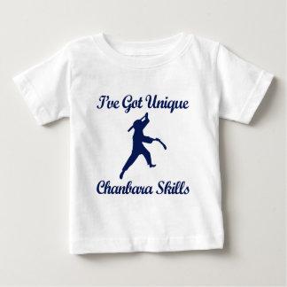 chanbara martial art designs baby T-Shirt
