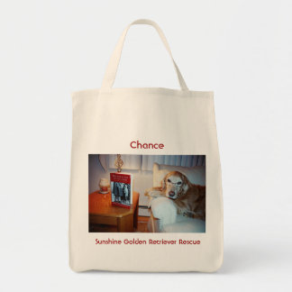 Chance  Shopping Bag - Sunshine Goldens