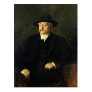 Chancellor Otto von Bismarck , 1849 Postcard