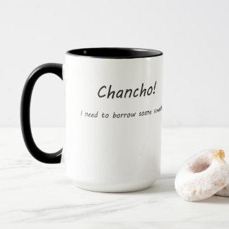 Chancho I need to borrow some sweats Mug