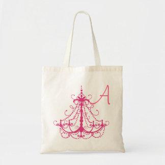 Chandelier Wedding Favor Bag