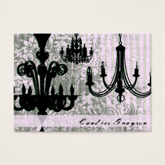 Chandeliers Business Card