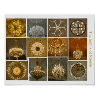 Chandeliers Posters