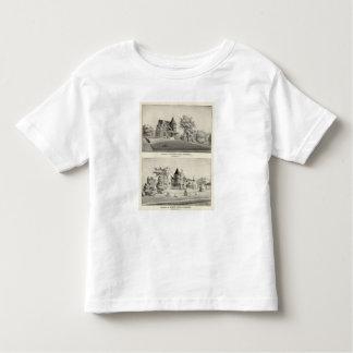 Chandler residence, Manchester, NH Toddler T-shirt