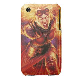 Chandra Ablaze Case-Mate iPhone 3 Case