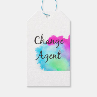 Change Agent Gift Tags