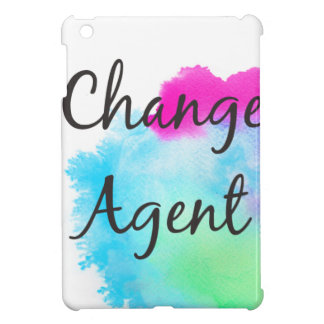Change Agent iPad Mini Cases