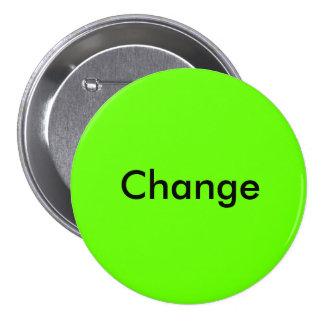 Change Pinback Button