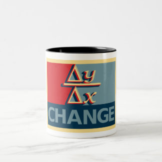 Change Drinkware Two-Tone Coffee Mug
