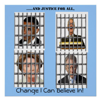 Change I can Believe in Poster