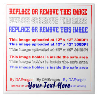 Change Image or delete Text Re-load to view Image Ceramic Tiles