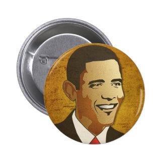 Change is now - Barack Obama 2 Inch Round Button