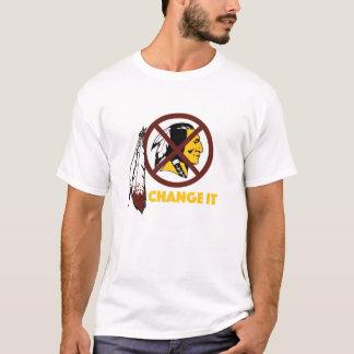 Change It: Redskins T-Shirt