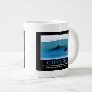 Change Mug Jumbo Mug