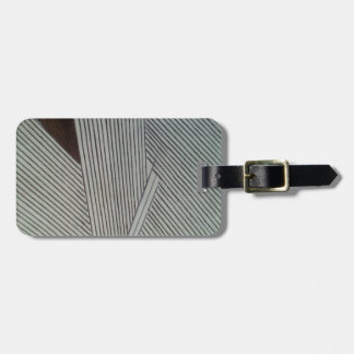 Change of Parallel Destinations Luggage Tag