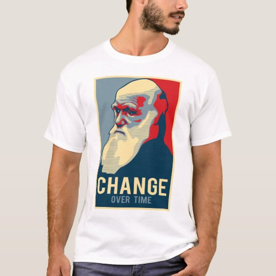 Change Over Time T-Shirt