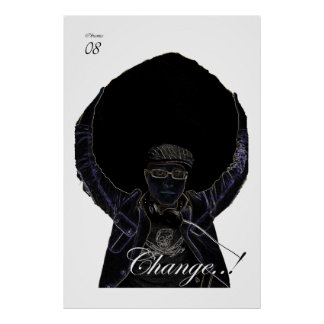 """Change..!"" Poster"
