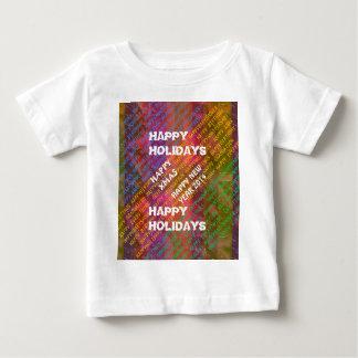 Change Text :  NEWYEAR HOLIDAYS CHRISTMAS XMAS DIY Baby T-Shirt